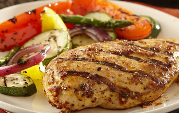 Moroccan Grilled Chicken
