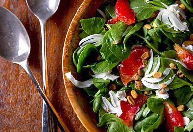 Izhiman Sumac Salad